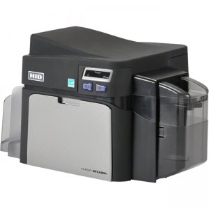 Fargo ID Card Printer/Encoder Dual Sided 052116 DTC4250e