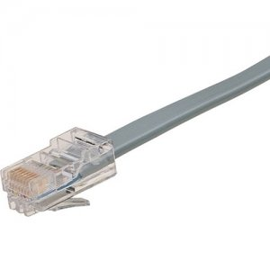 Black Box Telephone Straight-Pin Cable - RJ-45, 8-Wire, 4-ft EL08MS-04