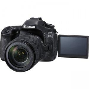 Canon EOS Digital SLR Camera With Lens 1263C006 80D