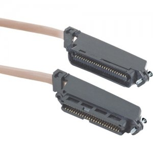 Black Box Telco Cable Cat3 25-Pair Male/Male 200Ft ELN25T-0200-MM