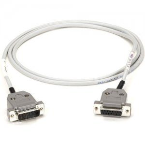 Black Box T1 Cable DB15M/DB15F Straight Pinned 10 Ft ETNMSR04-0010