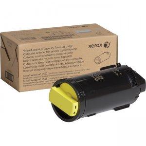 Xerox Genuine Yellow Extra High Capacity Toner Cartridge For The VersaLink C500/C505 106R03868