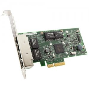 Lenovo ThinkSystem NetXtreme PCIe 1Gb 4-Port RJ45 Ethernet Adapter By Broadcom 7ZT7A00484