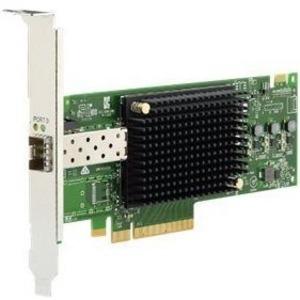 Lenovo ThinkSystem Emulex LPe32000-M2-L PCIe 32Gb 1-Port SFP+ Fibre Channel Adapter 7ZT7A00517