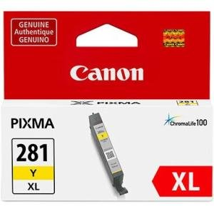 Canon Yellow Ink Tank 2036C001 CLI-281 XL