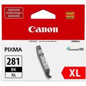 Canon Black Ink Tank 2037C001 CLI-281 XL