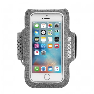Active Armband for iPhone 5/5s/SE - Heather Gray INOM100110-HGY INOM100110-HGY