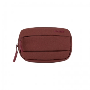 City Accessory Pouch - Deep Red INCO400174-DRD INCO400174-DRD