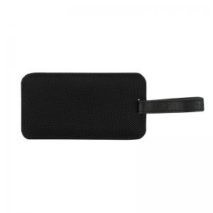 Luggage Tag - Black INTR40055-BLK INTR40055-BLK