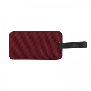 Luggage Tag - Deep Red INTR40055-DRD INTR40055-DRD