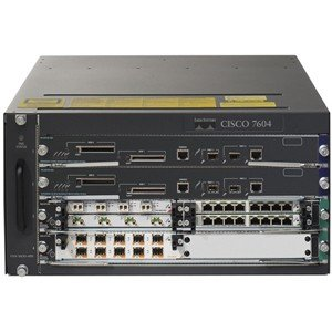 Cisco Router Chassis 7604-RSP7C-10G-P 7604