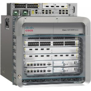 Cisco ASR DC Chassis with PEM Version 2 ASR-9006-DC-V2 9006