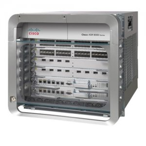 Cisco Aggregation Services Router ASR-9006-DC 9006