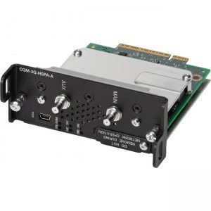 Cisco Connected Grid Module - 3G AT&T HSPA+/UMTS/GSM/GPRS/ED GE CGM-3G-HSPA-A