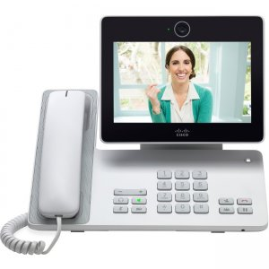 Cisco Spare Handset for Cisco DX650 White CP-DX-W-HS=