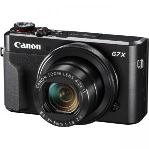 Canon PowerShot Compact Camera 1066C001 G7 X Mark II