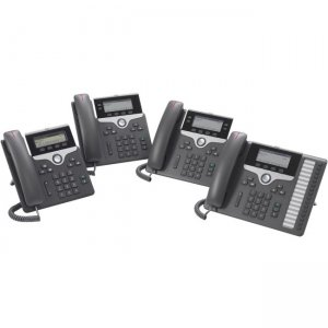 Cisco Spare Narrowband Handset for Cisco IP Phone 7811 CP-DX-HS-NB=
