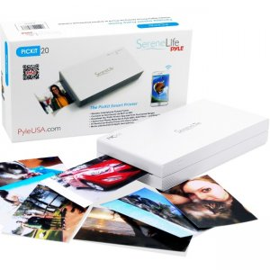 SereneLife Zero Ink Printer PICKIT20