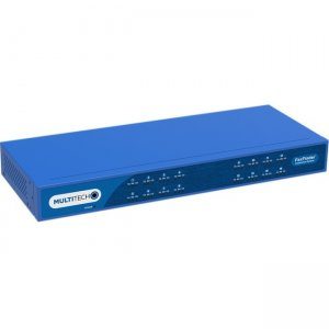 Multi-Tech 16-Port Analog V.34 Fax Expansion Module w/Advanced Replacement FFEX16.R2-AR