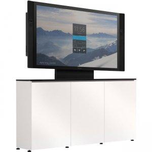 Salamander Designs 3-Bay with EZ-Touch Lift Mount, Low-Profile Wall Cabinet D1/337AL/BL/WE D1/337AL