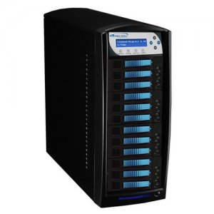 Vinpower Digital HDDShark 11 Target Turbo Hard Drive Duplicator Tower HDDSHARKTB-11T-BK