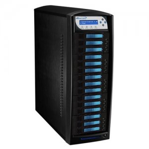 Vinpower Digital HDDShark 14 Target Turbo Hard Drive Duplicator Tower HDDSHARKTB-14T-BK