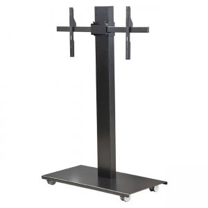 "VFI Economy LCD Monitor Stand (40"" - 65"" Displays) SYZ84-S-B"