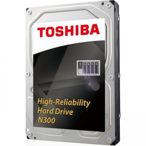 Toshiba N300 Series Internal NAS Hard Drive HDWQ140XZSTA