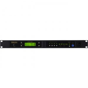 RTS Narrow Band UHF Two-Channel Wireless Synthesized Base Station BTR-80N-F5R5 BTR-80N