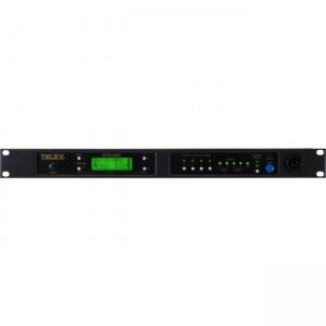 RTS Narrow Band UHF Two-Channel Wireless Synthesized Base Station BTR-80N-A1R5 BTR-80N