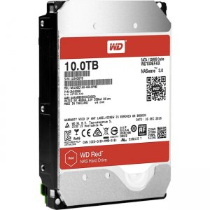 WD Red Hard Drive WD100EFAX-20PK WD100EFAX