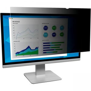 """3M Privacy Filter for 28"""" Widescreen Monitor PF280W9B"""