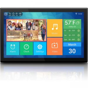 Aluratek 17.3 inch WiFi Digital Photo Frame AWDMPF117F