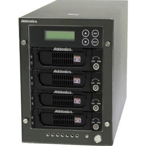 Addonics Jasper II 3SID 1:3 Hard Drive/Solid State Drive Duplicator JD2-3SID