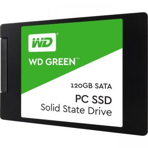WD Green 120GB Internal SSD Solid State Drive - SATA 6Gb/s 2.5 Inch WDS120G2G0A