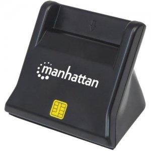 Manhattan Standing USB Smart/SIM Card Reader 102025