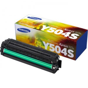 HP Samsung Yellow Toner Cartridge SU506A CLT-Y504S