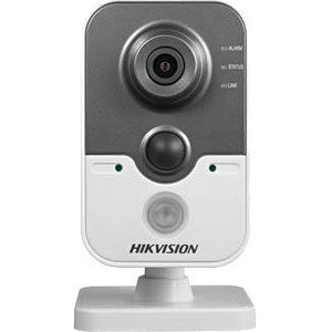 Hikvision 2.0 MP WDR Network Cube Camera DS-2CD2422FWD-IW 2.8MM DS-2CD2422FWD-IW