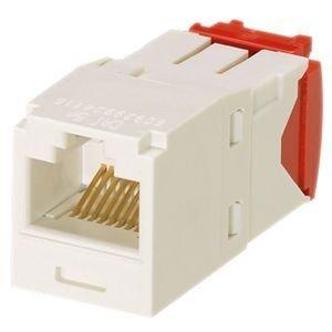 Panduit Mini-Com TX-5e Modular Insert CJ5E88TIW