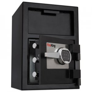 FireKing Depository Security Safe, 24 x 13.4 x 10.83, Black FIRSB2414BLEL SB2414-BLEL