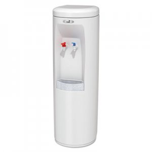 Oasis Atlantis Floorstand Hot N Cold Water Cooler, 177 oz/Cold Water per Hour; 270 oz/Hot Water per Hour