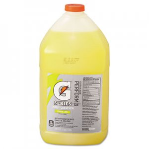 Gatorade Liquid Concentrate, Lemon-Lime, One Gallon Jug, 4/Carton GTD03984 03984