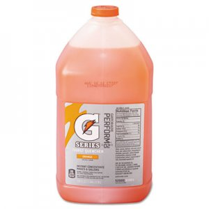 Gatorade Liquid Concentrate, Orange, One Gallon Jug, 4/Carton GTD03955 03955