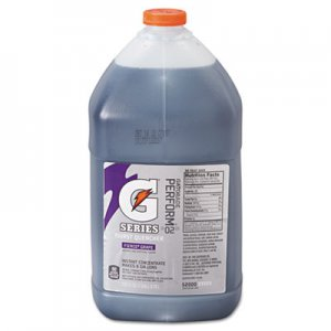 Gatorade Liquid Concentrate, Fierce Grape, One Gallon Jug, 4/Carton GTD33305 33305