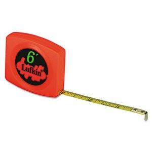 Lufkin Pee Wee Pocket Measuring Tape, 10ft LUFW6110 W6110