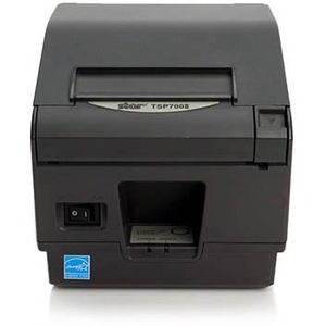 Star Micronics Direct Thermal Printer 37966680 TSP743IICLOUDPRNT-24L GRY