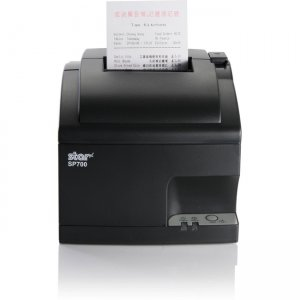 Star Micronics Dot Matrix Printer 37966050 SP742MW GRY US