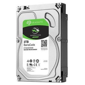 Seagate Barracuda Hard Drive ST3000DM007