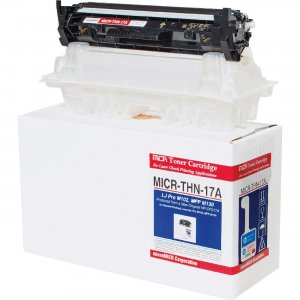 Micromicr THN-17A MICR Toner Cartridge MICRTHN17A MCMMICRTHN17A