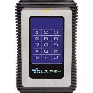 DataLocker DL3 FE Solid State Drive with RFID FE4000SSDRFID